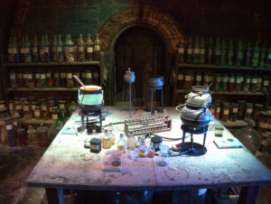 Love potions and spells are not always evil