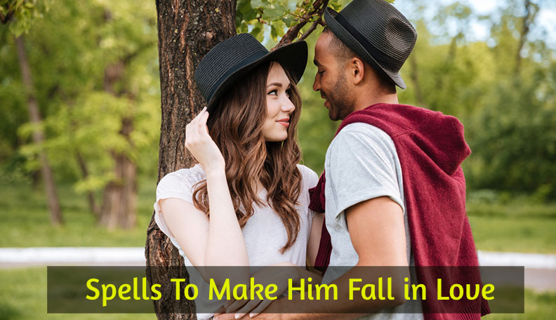 Spells To Make Him Fall in Love | Voodoo and Magic